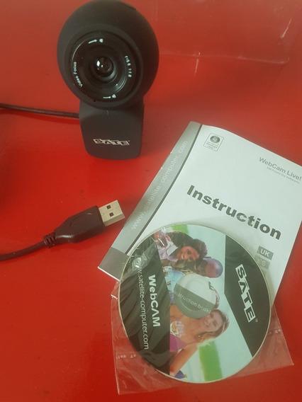 Webcam Satellite - 30m Pixels- Nunca Usado