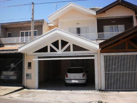 Casa Residencial À Venda, Parque Dos Ipês, São José Dos Campos. - Ca0194