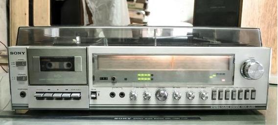 Peças E Partes Do Som Antigo Sony Hmk-353bs