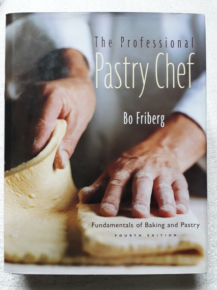 Livro The Professional Pastry Chef