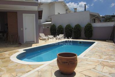 Casa Residencial À Venda, Condomínio Millennium, Valinhos. - Ca3162