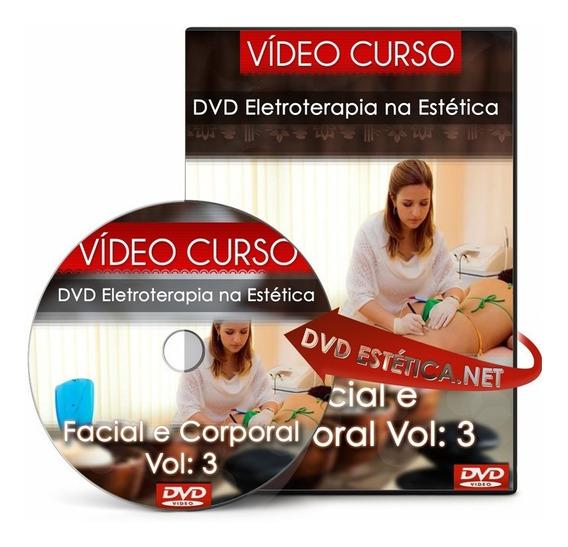 Vídeo Aula De Eletroterapia Na Estética 3 - Assista Online