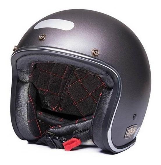 Capacete Urban Helmets Flake Cinza Grafite