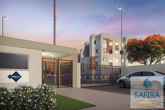 Apartamento Com 2 Dorms, Centro, Monte Mor - R$ 300 Mil, Cod: 414 - V414
