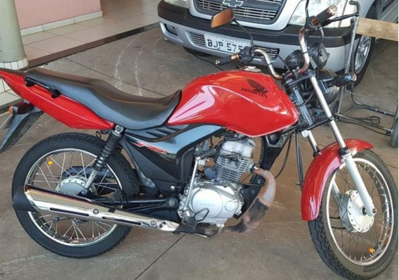 Honda Cg 125 Fan Ks Ano:2011
