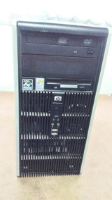 Cpu Hp Compaq Modelo Dc 5750 Microtower - Hd 80 Gb - Usado