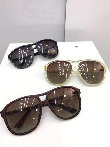 9dd45daef Oculos De Sol Gucci Aviador no Mercado Livre Brasil