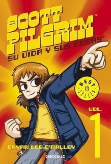 Scott Pilgrim 01 Su Vida Y Sus Cosas - Lee D´malley,bryam