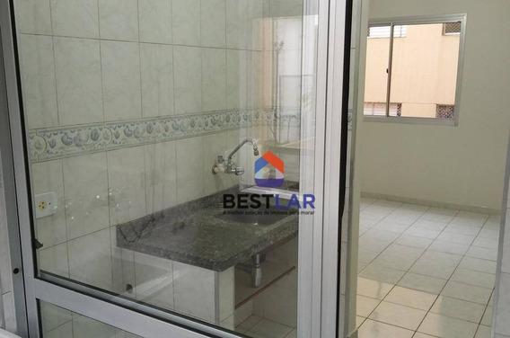 Apartamento Residencial À Venda, Ayrosa, Osasco. - Ap2593