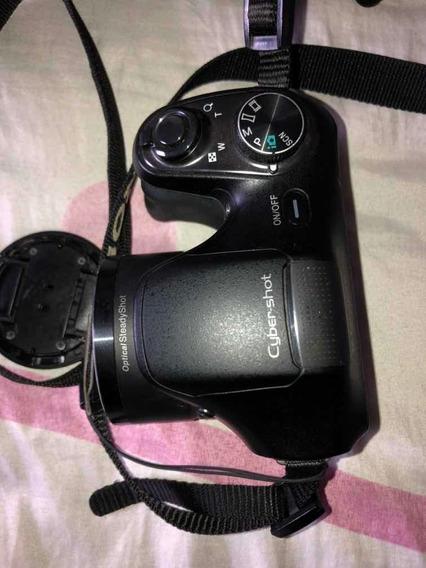 Câmera Fotográfica Sony Semi Profissional