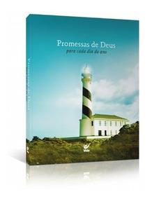 Livro Promessas De Deus Para Cada Dia Do Ano / Devocional