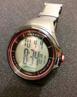 Relógio Esportivo Tornado 7404g Preto/vermelho Tela Touch