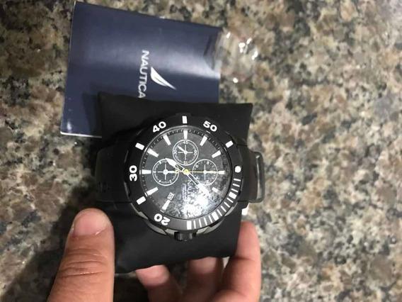 Relógio Náutica Original Modelo A 189585 G