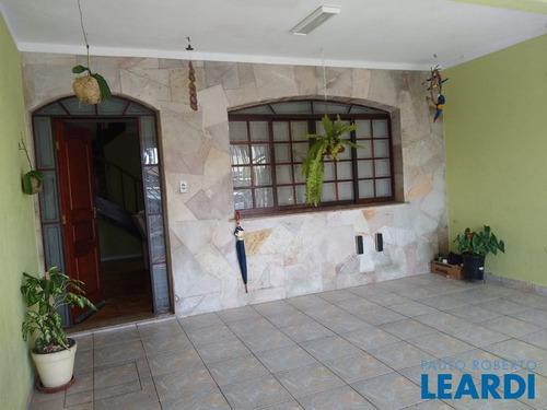 Casa Assobradada - Socorro - Sp - 632419