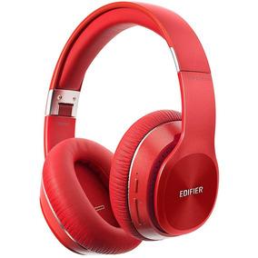 Fone De Ouvido Edifier W820 Bluetooth Vermelho W820bt