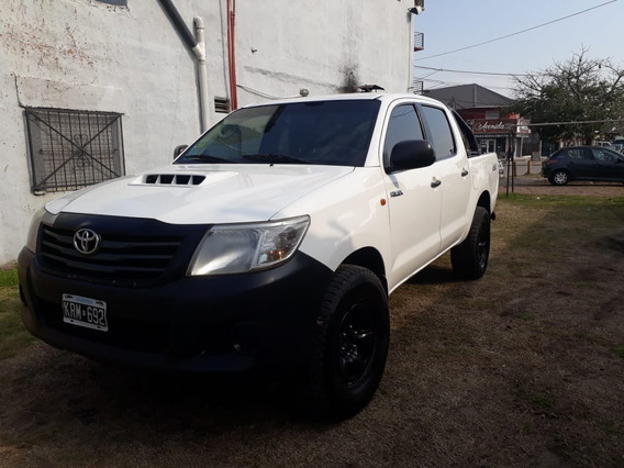 Toyota Hilux 2.5 Cover Cs Dx I 4x2 Ventanas