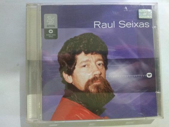 Coleção Cds Raul Seixas - 5 Cds Originais.