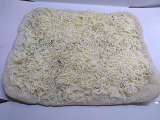 Pizza Congelada Muzzarella A La Piedra Por Metro