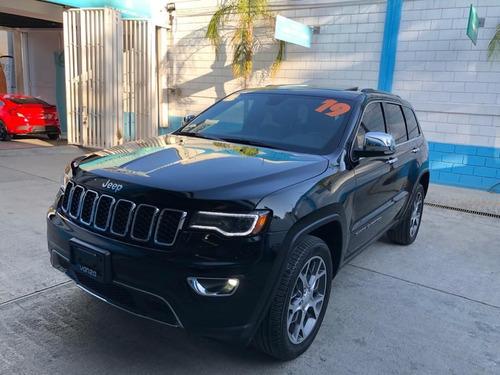 Jeep Grand Cherokee 2019 5.7 V8 Limited Lujo 4x4 At