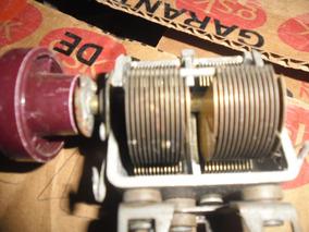 Capacitor Variavel Para Radios Antigos Original Philips