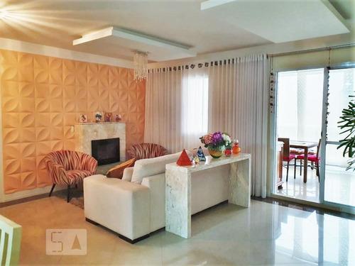 Apartamento À Venda - Mandaqui, 3 Quartos,  118 - S893124928