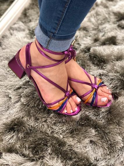 Sandalia Vizzano 11/2019 6428105 Pink/lja/azul
