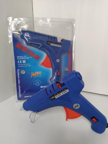 Imagen 1 de 1 de Pistola De Silicona Caliente Profesional