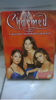 Charmed Segunda Temporada Box Original Novo
