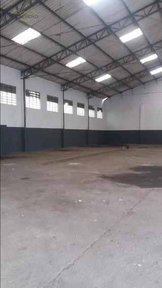 Galpão Comercial Para Locação, Cidade Industrial Satélite De São Paulo, Guarulhos. - Ga0004