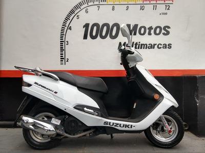 Suzuki Burgman 125 I 2018