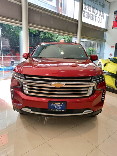 Imagen 1 de 15 de Chevrolet Suburban 2021 High Country 6.2l Nueva