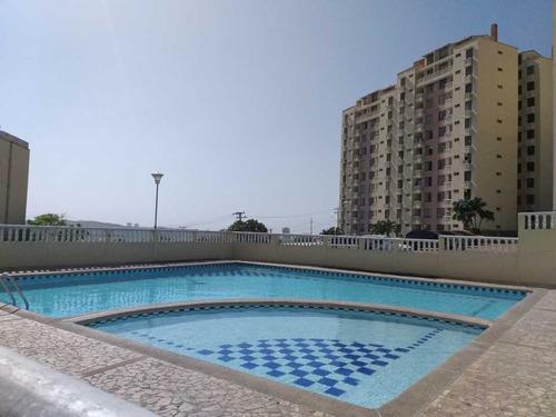 Imagen 1 de 14 de Apartamento En Venta Miramar Barranquilla