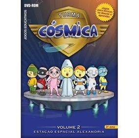 Turma Cósmica - Estação Espacial Alexandria Vol. Ii - Pc