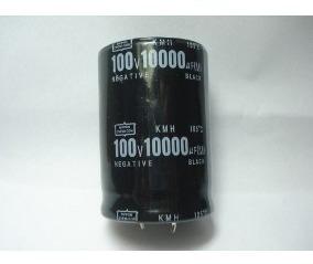 Capacitor Eletrolítico 10.000uf 100v 105ºc - Unidade