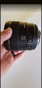 Sigma 85mn 1.4 Para Nikon