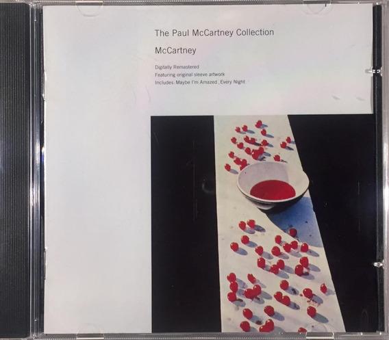 Paul Mccartney Collection - Mccartney - Cd England Novo