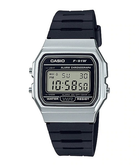 Casio Standart Digital F-91wm-7a