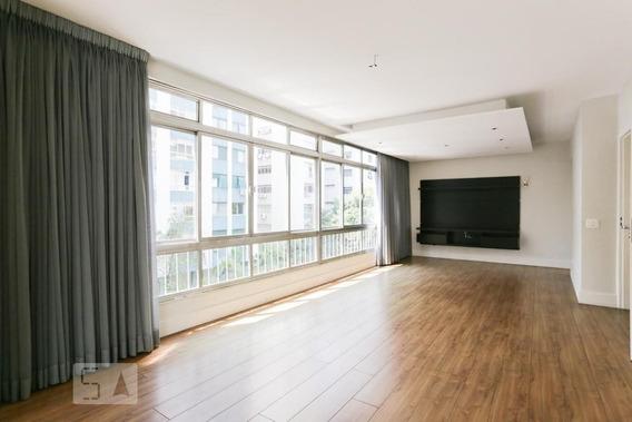 Apartamento No 3º Andar Com 3 Dormitórios E 1 Garagem - Id: 892963371 - 263371