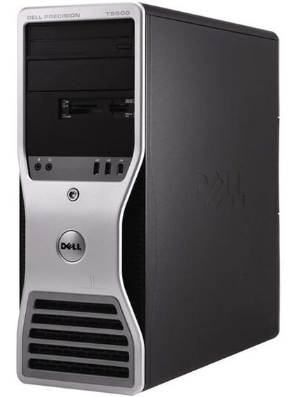 Workstation Dell Precision T5500 Xeon E5630 2.53ghz 12gb Ram
