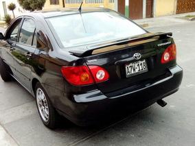 Toyota Corolla Corolla Nacional