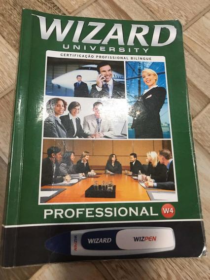 Livro Da Wizard W4 Promoção