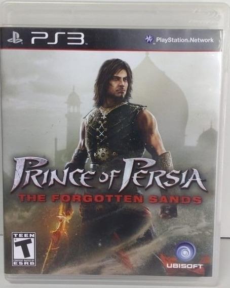 Jogo Ps3 Prince Of Persia