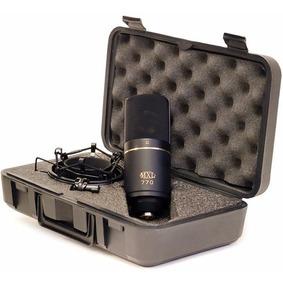Microfone Mxl 770 Condensador