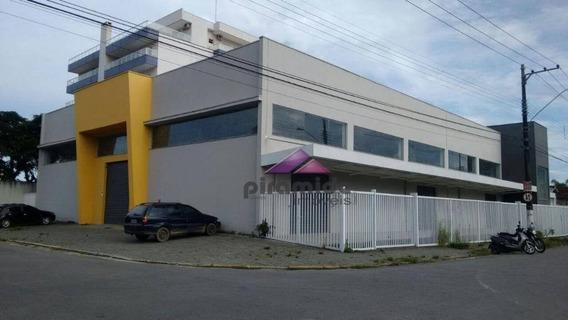 Galpão Para Alugar, 1004 M² Por R$ 20.000,00/mês - Centro - Ubatuba/sp - Ga0087