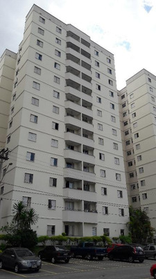 Apartamento Residencial À Venda, Jardim Bom Clima, Guarulhos. - Ap0079