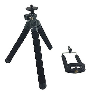 Tripie Flexible Soporte Universal Base Celular Camara iPhone