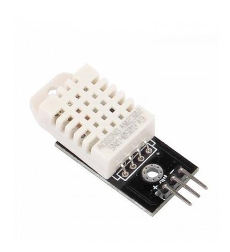 Módulo Sensor Dht22 De Temperatura E Umidade - Arduino