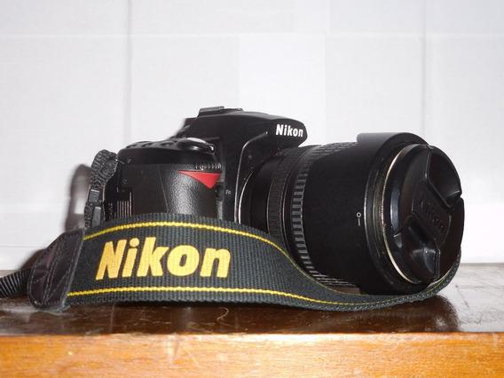 Camara Nikon D 90. Con Caja Original Igual A Nueva