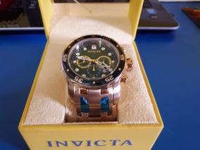 Relógio Invicta Pro Driver 0075 100% Original Modelo 2017