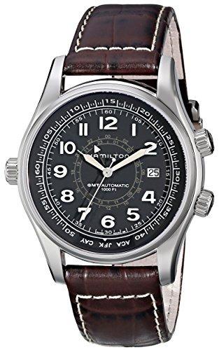 Reloj Joyas Hamilton Libre Automatico Relojes Mercado Y Chile En XZOTkiwPlu